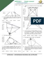 semejanza de triángulos y ángulos compuestos