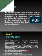 sindrome antifosfolipido
