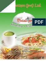 Delikrtzen Private Limited marketing plan