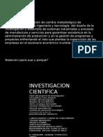 Estructura Trabajo de Investigacion Filosofia