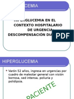 Hiperglucemia_Contexto hospitalario