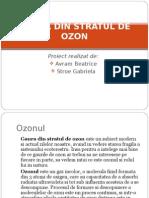 Gaura Din Stratul de Ozon