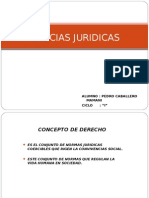 Ciencias Juridicas