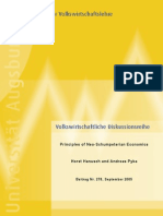 Principles of Neo-Schumpeterian Economics