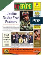 Street Hype Newspaper -June 1-18, 2015