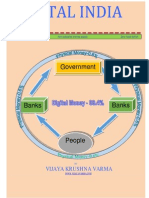 Digital India -A model developed by Varma