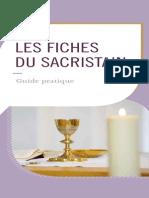 Fiches Sacristain - Raismes Der