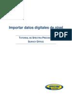 5_Importar Datos Digitales de Nivel