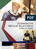 Degeneracion Macular Relacionada Con La Edad