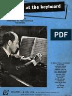 Gershwin 16 Songs Own Piano Arr