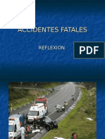 Accidentes Fatales