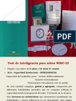 Administración WISC-III
