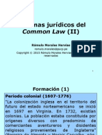 Sistemas Jurídicos Del Common Law-II