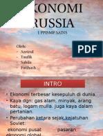 Ekonomi Russia