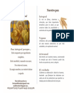 Catalogo semillas al pan