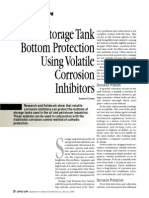 Tank Bottom Protection