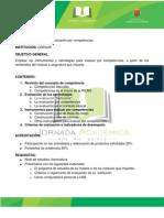 Curso03-Evaluacion Por Competencias