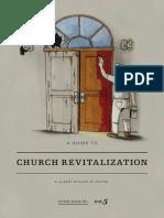 A Guide to Church Revitalization