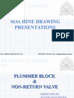 166982613 Machine Drawing