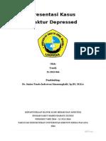 KASUS Fraktur Depressed- REVISI