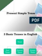 2 - Present Simple Tense