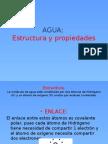 Agua - QUIMICA INORGÁNICA