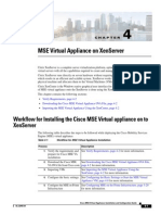 MSE Virtual Appliance on Xen