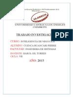 Redes Internas y Externas Con Inducción a La Inteligencia de Negocios_Ing-Sistemas-Septimo-Ciclo_Cuenca_huancari_pierre