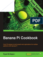 Banana Pi Cookbook - Sample Chapter