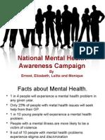 Mental Health PPP