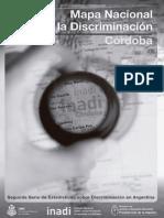 Mapa de La Discriminación Cordoba