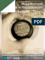 Mapa de La Discriminacion Santa Fe