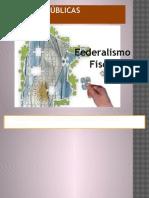 El Federealismo Fiscal