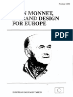 Jean Monnet, A Grand Design for Europe