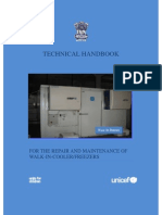 Technical Handbook for Cold Rooms