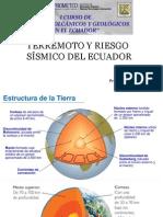 Terremoto y Riesg54o Sismico Ecuador