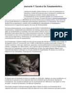 Curso De Agente Funerario Y Tecnico En Tanatoestetica.