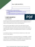CAMPO MAGNÉTICO - campos creados por diferentes conductores