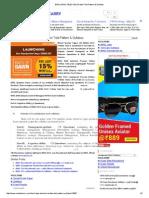 BSNL DGM (TELECOM) Written Test Pattern & Syllabus