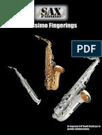 Altissimo Fingering