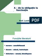Cartea de La Obligatie La Fascinaie