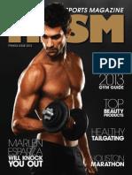 Health & Fitness Sports 2013