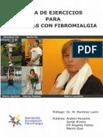 Guia de exercícios para a  Fibromialgia