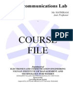 Lab Coursefile Fergormat