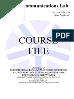 Lab Coursefile Fergormat