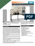 ET412C Refrigeration Test Rig