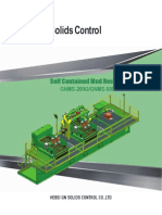 5-Self Contained Mud Recycling System(10M)