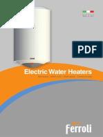 Electric Waterheaters FERROLI 89AG0003!00!1