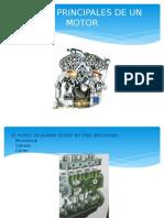Partes Principales Del Motor