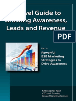 Powerful B2B Marketing Strategies to Drive Awareness Fusion